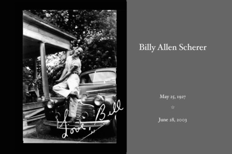 billy scherer 1