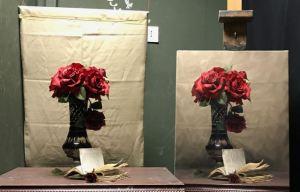 Barbini Rose Still Life - 1