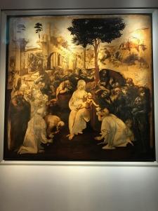 Adoration da Vinci - 1