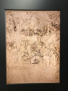Adoration da Vinci - 2