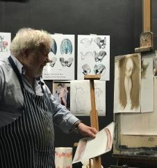 Maestro Lesson on 1st painting edit - 2