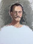 AFM Sight SIzed Oil Portraits - 12