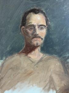 AFM Sight SIzed Oil Portraits - 14