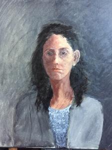 AFM Sight SIzed Oil Portraits - 25