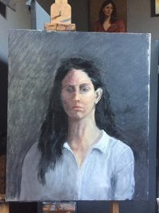 AFM Sight SIzed Oil Portraits - 9