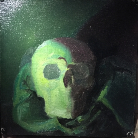 Analahgous color Skull - 2