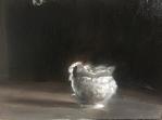 Silver Milk Urn - 3