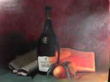orange and wine - 1